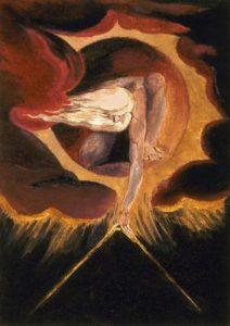 """William Blake : """"L'Ancien des jours"""""""