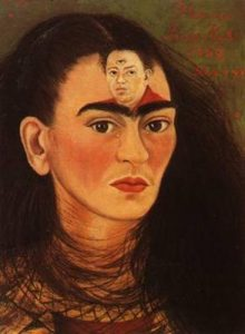 Diego et moi - 1949 - Frida Kahlo