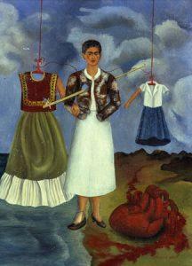 Recuerdo - 1937 - Frida Kahlo